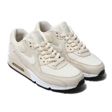 NIKE WMNS AIR MAX 90 LIGHT CREAM/SAIL-BLACK 325213-213画像
