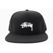 STUSSY Stock FA18 Snapback Ballcap 131868/131850画像