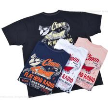 THE FLAT HEAD Tシャツ FLAT HEAD RADIO THC-221画像