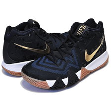 NIKE KYRIE 4 pitch blue/metallic gold 943806-403画像