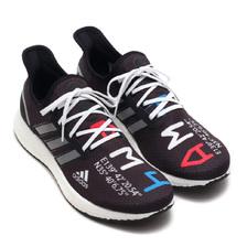 adidas AM4 108 CORE BLACK/SILVER MET/RUNNING WHITE EF9157画像