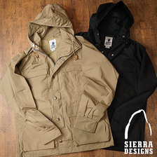 SIERRA DESIGNS MOUNTAIN TRAIL PARKA 6501画像
