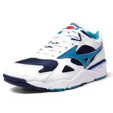 """MIZUNO SKY MEDAL BEAMS """"BEAMS"""" """"LIMITED EDITION for KAZOKU"""" WHT/NVY/SAX/RED D1GD180614画像"""