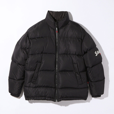 Schott NYLON HYBRID DOWN JACKET 3182018画像