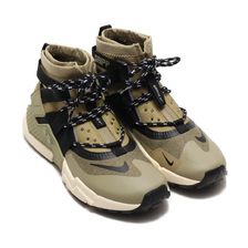 NIKE AIR HUARACHE GRIPP NEUTRAL OLIVE/BLACK-LIGHT CREAM AO1730-200画像