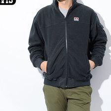 BEN DAVIS Fleece High Neck Zip JKT M-8780030画像