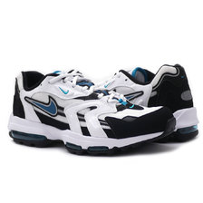 NIKE AIR MAX 96 II XX WHITE/MYSTIC TEAL-BLACK 870166-100画像