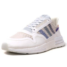 "adidas ZX500 RM COMMONWEALTH ""COMMONWEALTH"" ""LIMITED EDITION for CONSORTIUM"" WHT/BLU/GRN/PPL/ORG DB3510画像"