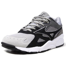 """MIZUNO SKY MEDAL """"GREYSCALE"""" """"WHIZ LIMITED x mita sneakers"""" """"LIMITED EDITION for KAZOKU"""" GRY/L.GRY/BLK/WHT D1GD192503画像"""