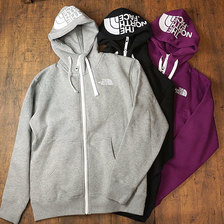 THE NORTH FACE Rearview FullZip Hoodie NT11930画像