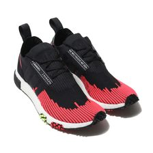 adidas Originals NMD_RACER PK CORE BLACK/CORE BLACK/SHOCK RED BD7728画像