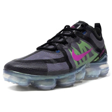 "NIKE AIR VAPORMAX 2019 PRE ""LIMITED EDITION for NSW"" BLK/L.GRN/PPL/BLU AT6810-001画像"