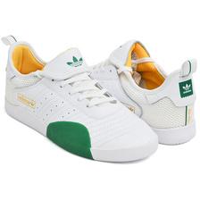 adidas 3ST.003 ''NA-KEL SMITH'' FTWWHT / BGREEN / BOGOLD G27787画像