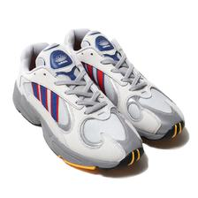 adidas Originals YUNG-1 GREY TWO/COLLEGE ROYAL/SCARLET CG7127画像