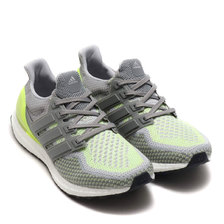 adidas UltraBOOST CH SOLID GREY/CH SOLID GREY/SOLAR YELLOW BB4145画像