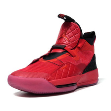"NIKE AIR JORDAN XXXIII PF ""MICHAEL JORDAN"" ""LIMITED EDITION for JORDAN BRAND"" RED/BLK BV5072-600画像"