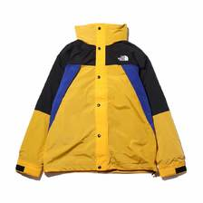 THE NORTH FACE XXX TRICLIMATE JKT BLACK × BLUE × TNFYELLOW NP21730画像