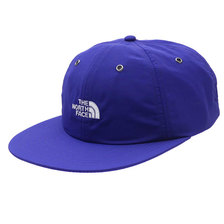 THE NORTH FACE THROWBACK TECH HAT AZTEC BLUE画像