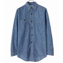 ANATOMICA × BIG YANK シャンブレーシャツ 1935 MODEL 530-541-18画像