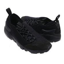 BLACK COMME des GARCONS × NIKE AIR FOOTSCAPE MOTION BLACK BV0075-001画像