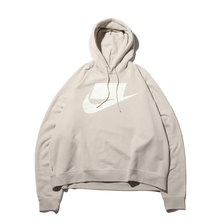 NIKE AS M NSW NSP HOODIE FT LIGHT BONE/WHITE AR4855-072画像