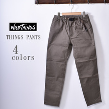 Wild Things THINGS PANTS WT19029AD画像