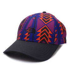 THE NORTH FACE 66 Classic Tech 6Panel Cap AZTEC BLUE RAGE PRINT画像