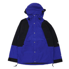 THE NORTH FACE 1994 RETRO MOUNTAIN LIGHT JACKET AZTEC BLUE画像