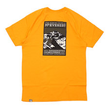 THE NORTH FACE Everest Tee ZIN ORANGE画像