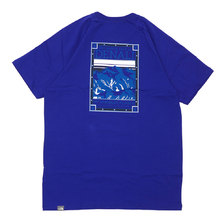 THE NORTH FACE Denali Tee LAP BLUE画像
