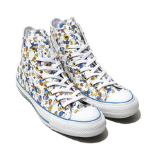 CONVERSE ALL STAR 100 DONALD DUCK PT HI WHITE 32962350画像