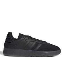 adidas Originals SAMBA RM CORE BLACK/CORE BLACK/FTWR WHITE BD7672画像