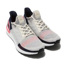 adidas UltraBOOST 19 CLEAR BROWN/CHALK WHITE/RUNNING WHITE B37705画像