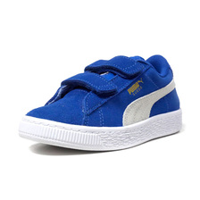 """PUMA SUEDE 2 STRAPS PS """"LIMITED EDITION for PRIME"""" BLU/WHT 359595-02画像"""