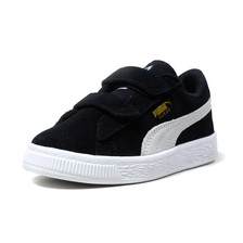 "PUMA SUEDE 2 STRAPS PS ""LIMITED EDITION for PRIME"" BLK/WHT 359595-01画像"