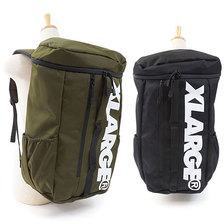 X-LARGE STANDARD LOGO BACKPACK 2 1191001画像