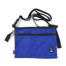 CHROME MINI SHOULDER BAG BLUE BG245BL画像