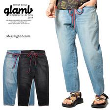 glamb Mess light denim GB0219-P18画像