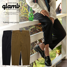 glamb Fabrica easy pants GB0219-P16画像