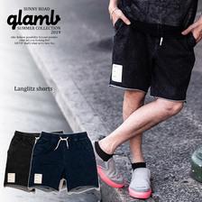 glamb Langlitz shorts GB0219-P19画像