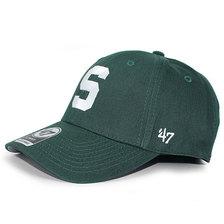 '47 Brand MICHIGAN STATE SPARTANS NCAA MVP GREEN C-AC29BCV-DGB画像