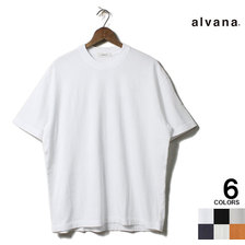 alvana 2019SS ULTIMATE S/S TEE SHIRTS ACS-0005画像