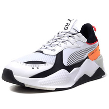 """PUMA RS-X TRACKS """"LIMITED EDITION for LIFESTYLE"""" WHT/BLK/RED/ORG/L.GRY 369332-02画像"""