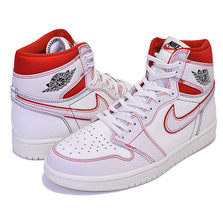 NIKE AIR JORDAN 1 RETRO HI OG sail/black-phantom 555088-160画像