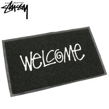 STUSSY PVC Welcome Mat 138493画像