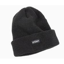 STUSSY SP19 Small Patch Watch Cap Beanie 132914画像