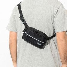 STUSSY Diamond Ripstop Waist Bag 134193画像