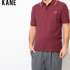 FRED PERRY × Miles Kane Fine Tipped Pique S/S Polo Shirt SM5156画像