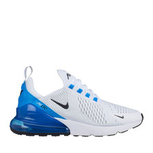 NIKE AIR MAX 270 WHITE/BLACK-PHT BLUE-PR PLTNM AH8050-110画像