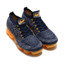 NIKE AIR VAPORMAX FLYKNIT 3 CLLG NVY/CLLG NVY-WLF GRY-LSR AJ6900-400画像